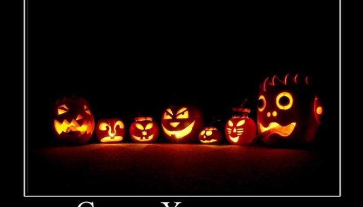 Хэллоуин. Факты о тыкве