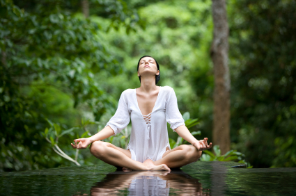 О медитации — просто