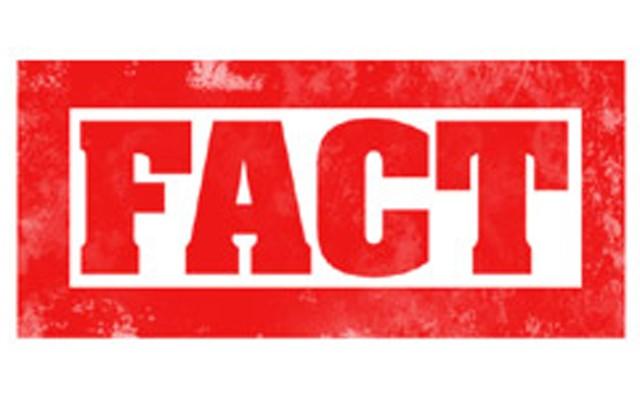 50 интересных фактов