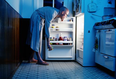 Как бороться с желанием перекусить