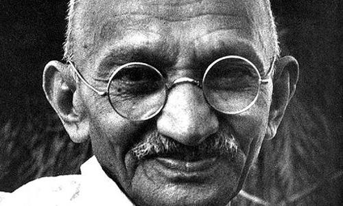 10 мудрых уроков Махатмы Ганди