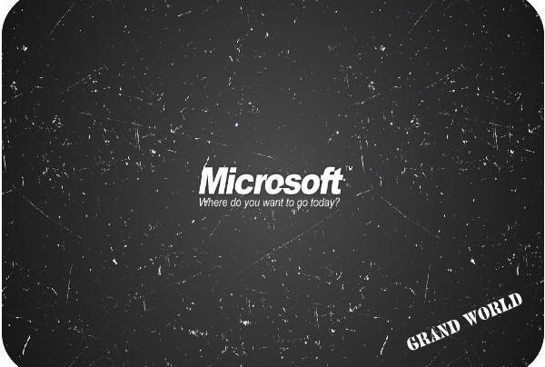 Дворник компании Microsoft