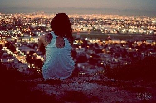 Не проводите жизнь в ожидании чего-то большего