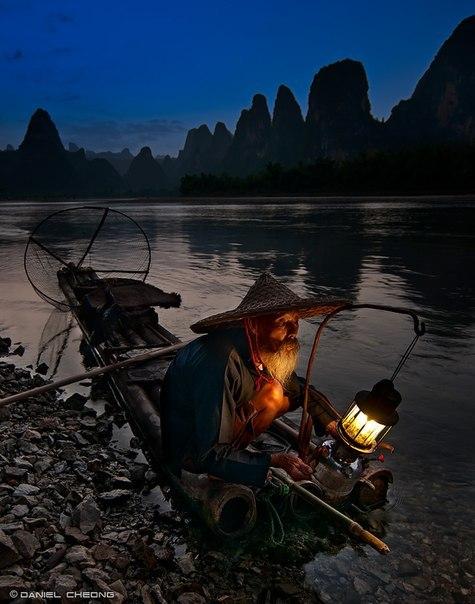 рыбак и предприниматель