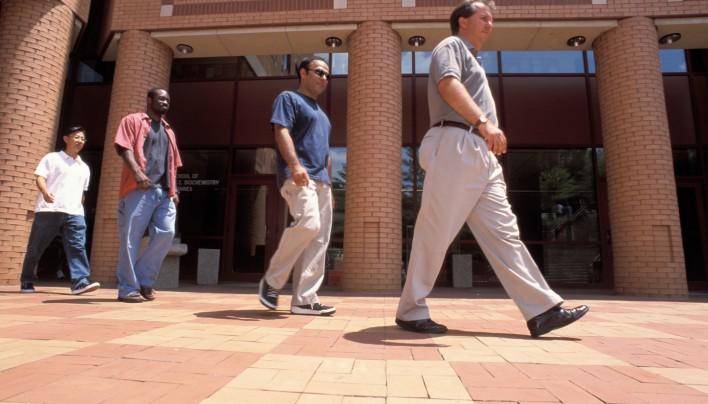 Характер человека по походке. Как определить характер по походке?