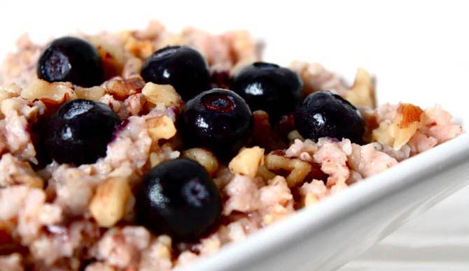 5 полезных завтраков