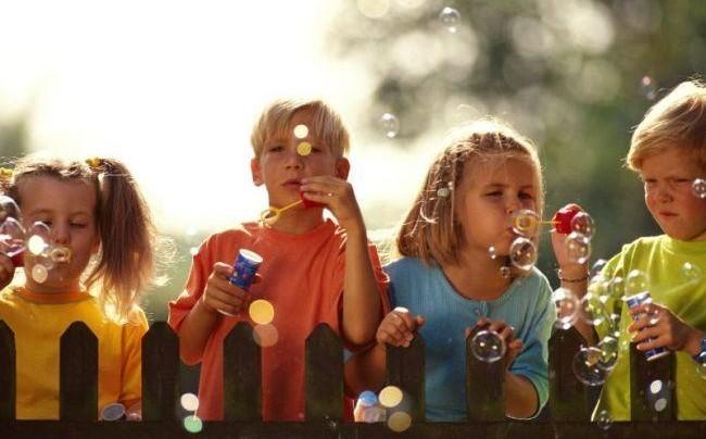 10 вещей, которым можно научиться у детей