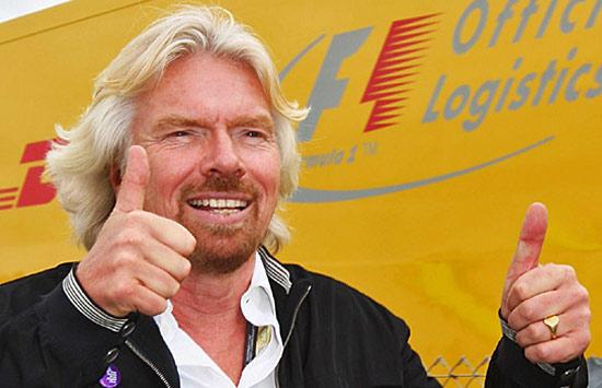 Советы по развитию малого бизнеса от Ричарда Брэнсона, основателя Virgin
