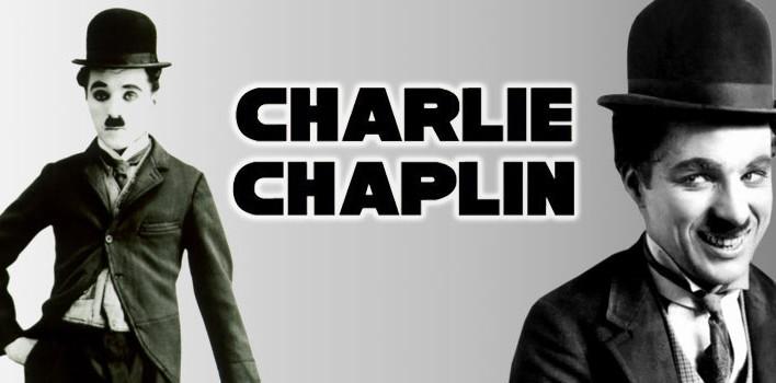 Сэр Чарльз Спенсер Чаплин. Речь на собственное 70-летие