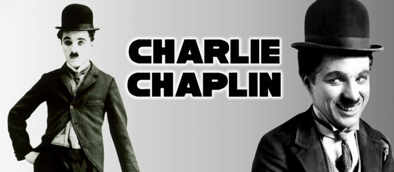 Сэр Чарльз Спенсер Чаплин. Речь на собственное 70 летие