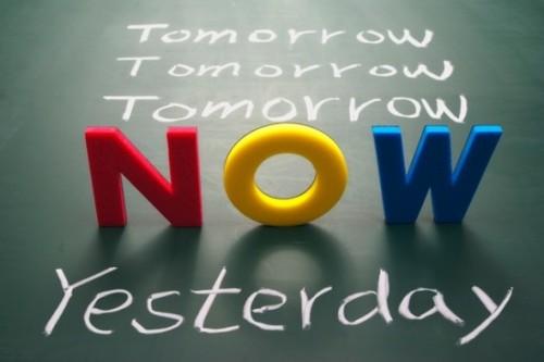 4 довода в пользу того, чтобы начать действовать прямо сейчас!