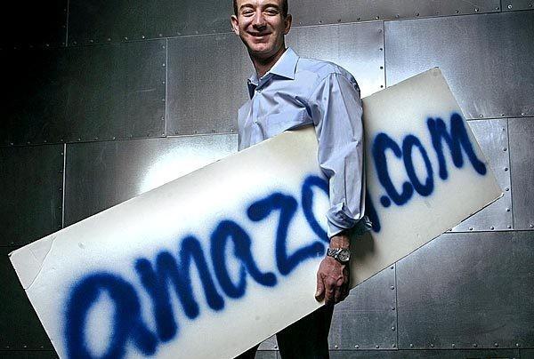 Бизнес — цитаты Джеффри Безоса (Jeffrey Bezos), основателя Amazon.