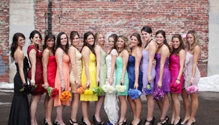 Трендовая свадьба