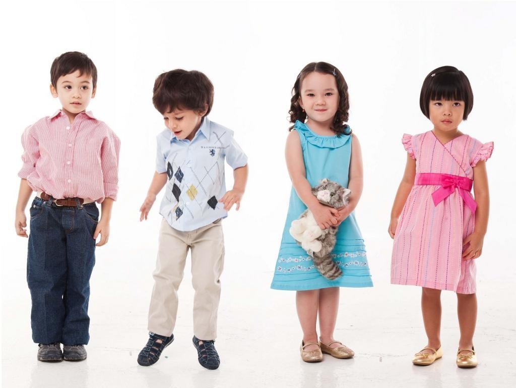 Детская одежда. Как сочетать красоту и комфорт  Блог о саморазвитии 0dd98755545