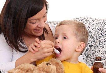 Когда можно давать антибиотики детям?