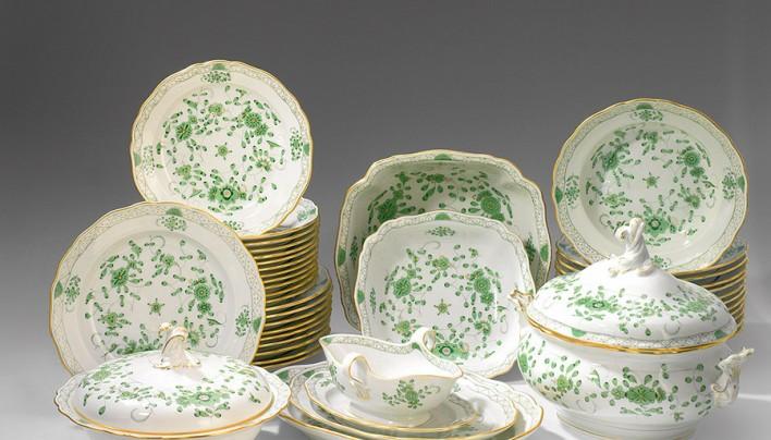 Фарфоровая посуда: выбираем правильно