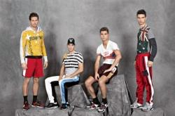 Актуальные модели мужской одежды в спортивном стиле