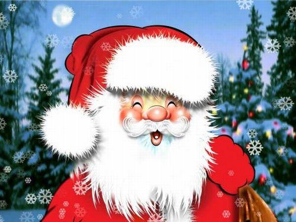 Как Дед Мороз из злого божества превратился в доброго старичка
