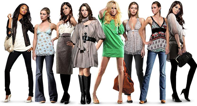 Женская трикотажная одежда оптом от производителя, г