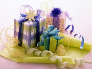Что подарить на праздник?