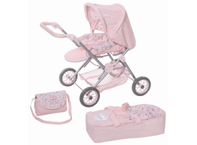 Выбираем коляску для новорожденных