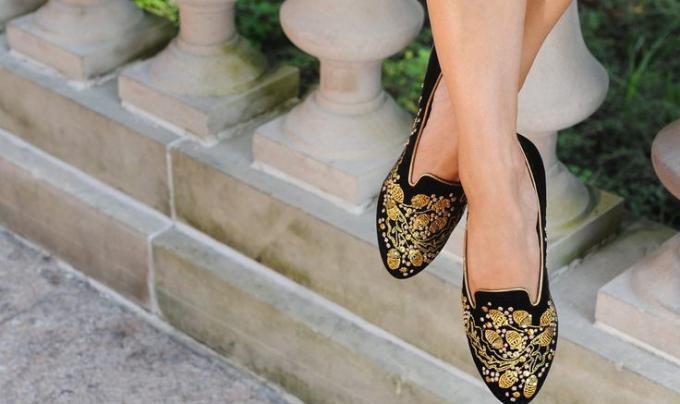 Покупка обуви в интернет-магазине