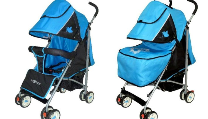 Преимущества и польза колясок-тростей
