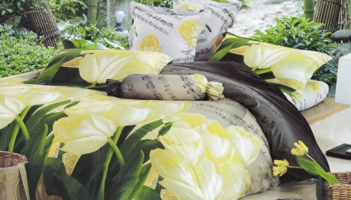 Ткань для постельного белья: делаем сон максимально комфортным?