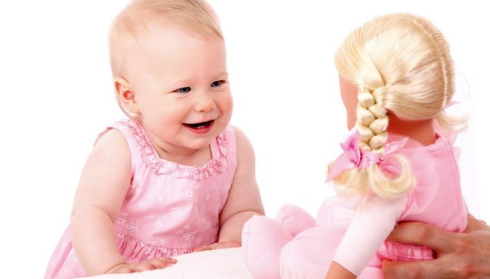 Как выбрать куклу для ребёнка?
