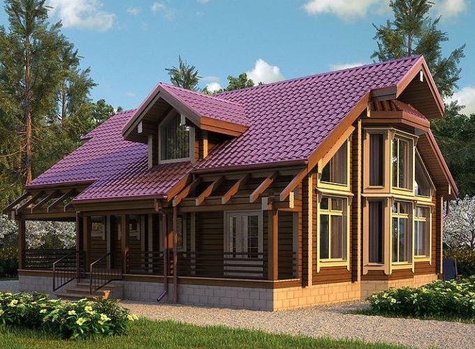 Как подобрать окно для загородного дома?