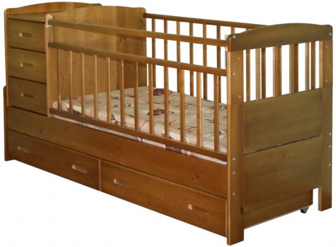 Правильный выбор детской кроватки