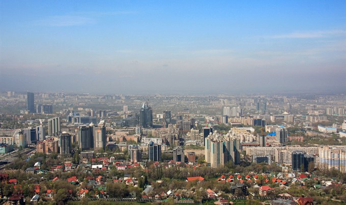 Работа в Южной Столице Казахстана