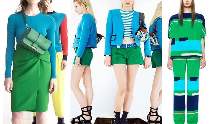 Модные тенденции сезона 2014