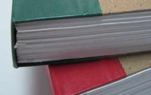 Архивный переплет документации: нюансы