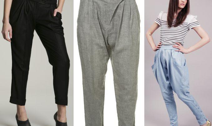 Какие брюки подходят именно тебе?