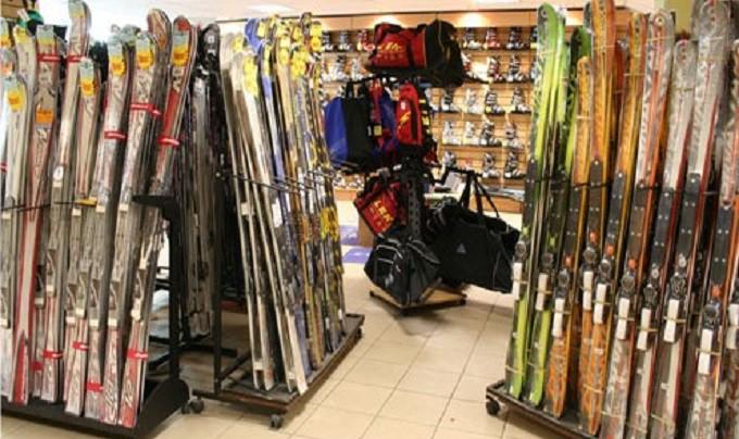 О покупке спортивного инвентаря