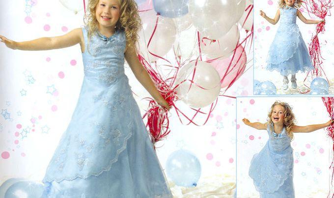 Выпускной в детском саду — какое платье выбрать?