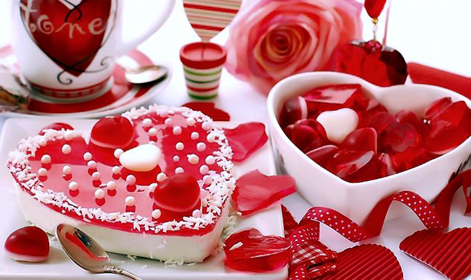 День Святого Валентина — праздник любви