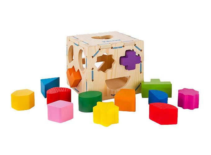 Деревянные игрушки: преимущества