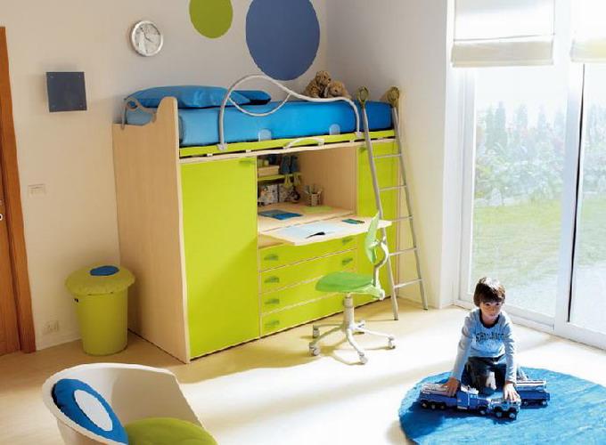 Какую нужно покупать мебель для детской?