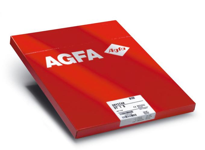 Рентгенпленка Agfa - незаменима в медицине