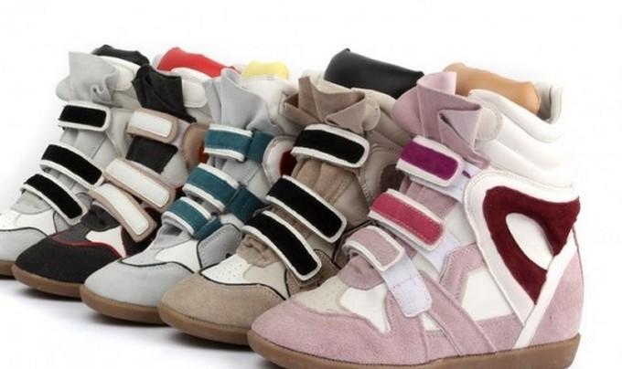 Покупаем обувь для молодых и здоровых