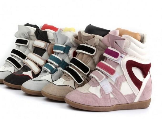 Покупаем обувь для молодых и здоровых.