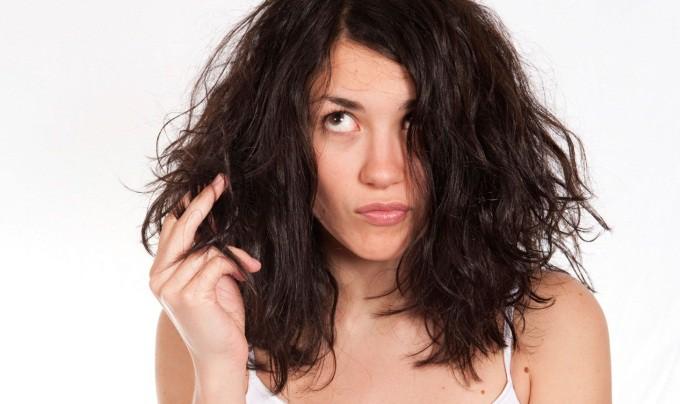 Средства по уходу за ломкими волосами