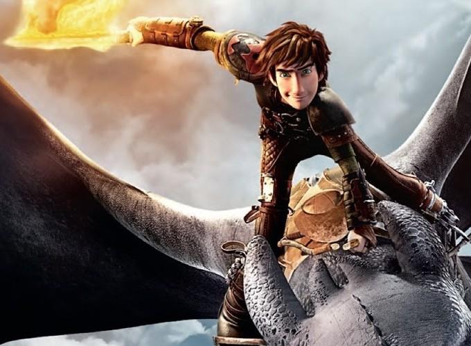 """""""Как приручить дракона"""" и его вторая часть"""