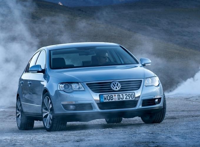 Volkswagen скоро выпустит новый Passat
