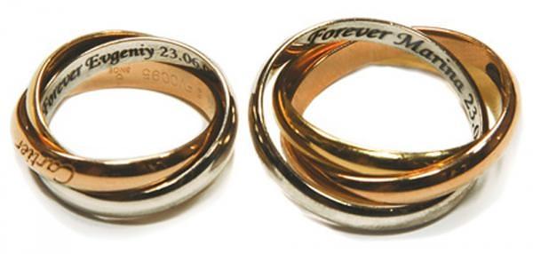 Советы по выбору обручального кольца