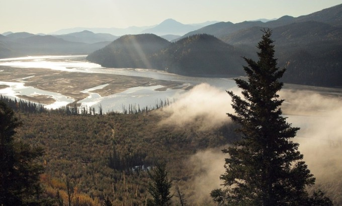 На просторах Аляски