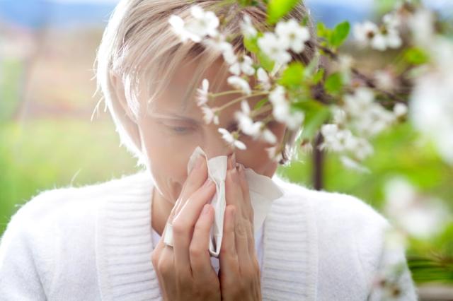 Борьба с аллергией