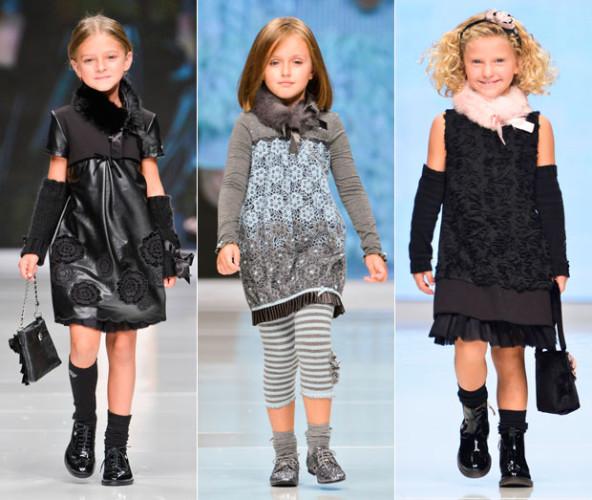 Сезон весна – лето 2014 в детской моде